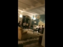 VIDEO from andrewrmaher instagram story at Adams suite , Pharaoh