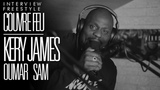 KERY JAMES x OUMAR x SAM - Live + Interview COUVRE FEU sur OKLM Radio OKLM TV
