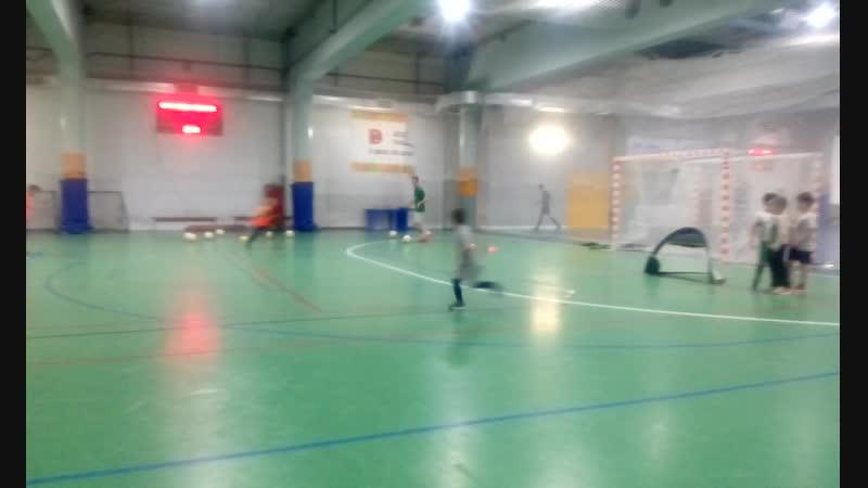 Тренировка Колпино Сити
