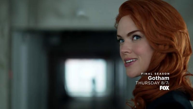 Gotham 5x12 Series Finale Promo The Beginning...