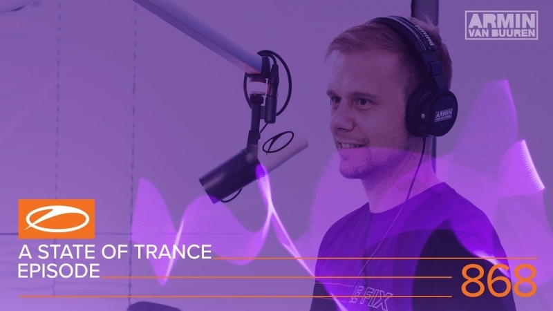 Lange feat. Sarah Howells - Out Of The Sky (Andres Sanchez Remix) (Taken From ASOT868)