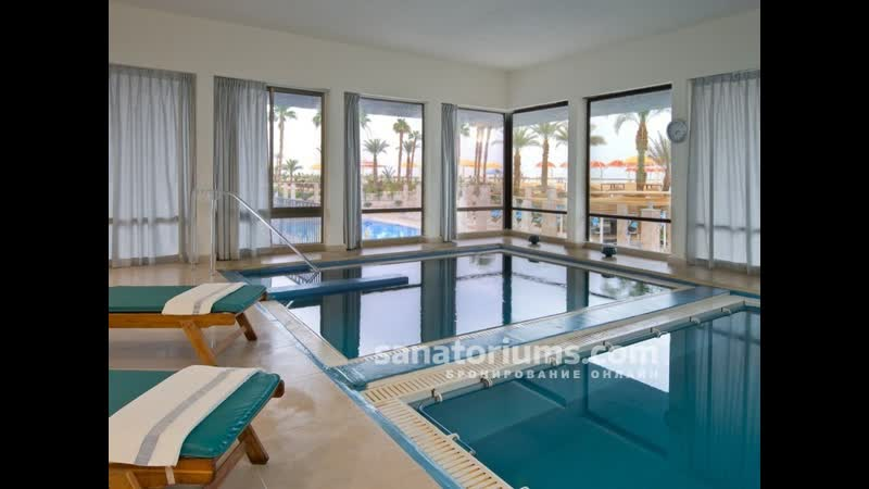Spa Hotel Herods Эйн Бокек Мертвое море Израиль