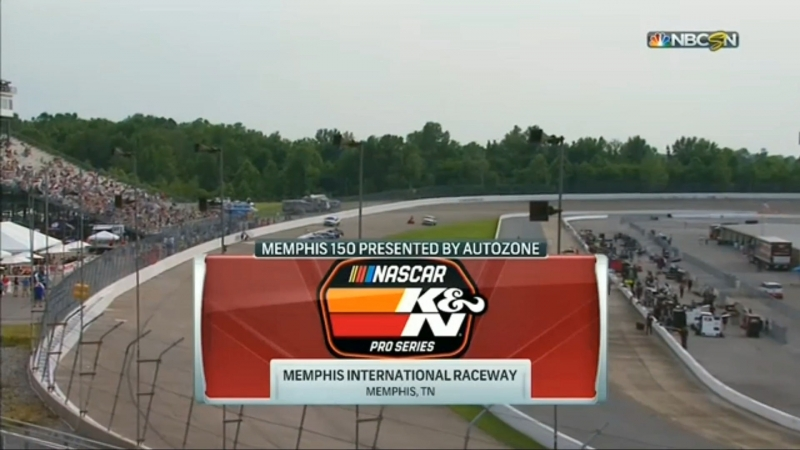 2018 NASCAR KN Pro Series East - Round 06 - Memphis 150