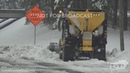12/9/2018 Statesville, North Carolina Winter Storm Diego Stuck Plows, Cars , Stranded Semis, Cleanup