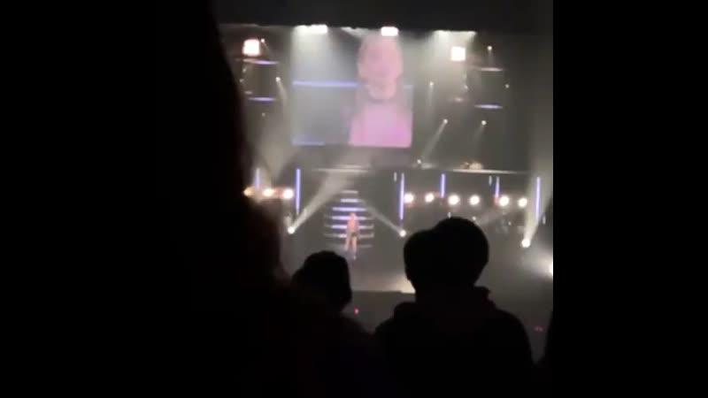 [130419] taeyeon - voice ('signal' tour in Fukuoka)