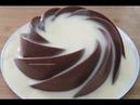 Puding Cokelat Vla Vanilla Suka Suka Amel