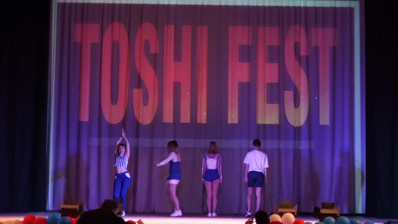 Toshi Fest [UNIT_M] Blacpink - Forever Young
