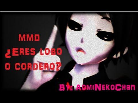 [MMD FNAFHS] ¿ERES LOBO O CORDERO? COVER - Edd00chan ft/Itsfandubtime