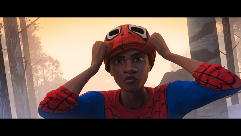 Leap of Faith [SPIDER-MAN: INTO THE SPIDER-VERSE] FMV Creacon 2019