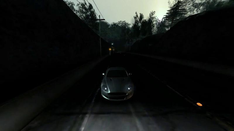 NFS Carbon Drift Bronze Canyon Challenge 4.679.620 [WR] Aston Martin DB9 Keyboard
