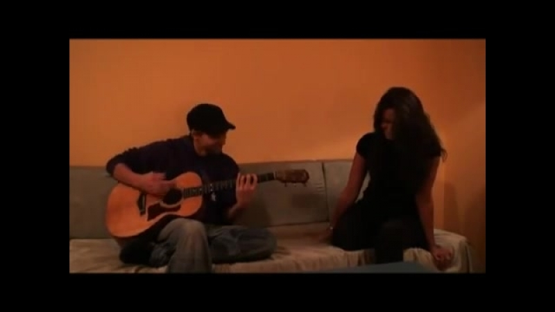 Acoustic session with Jennifer Rene and Eller van Buuren
