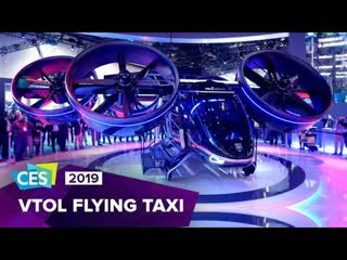 Uber's air taxi revealed at ces 2019 | what the future uber's air taxi revealed at ces 2019 | what the future