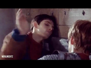 Merlin Vine | Мерлин | Arthur Pendragon | Merthur | Arlin | Colin Morgan | Bradley James