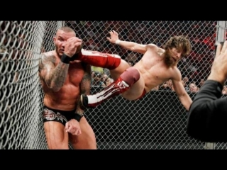 (WWE Mania) Hell in a Cell 2013 Randy Orton(c) vs Daniel Bryan - WWE Championship