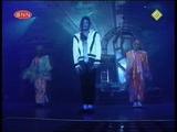 Michael Jackson - Dangerous Tour Bucharest, Romania October 1, 1992 - Thriller (BNN Broadcast)