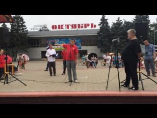 Митинг в Волгодонске, 4.08.2018. - ч. 3 (А.Д. Дедович)