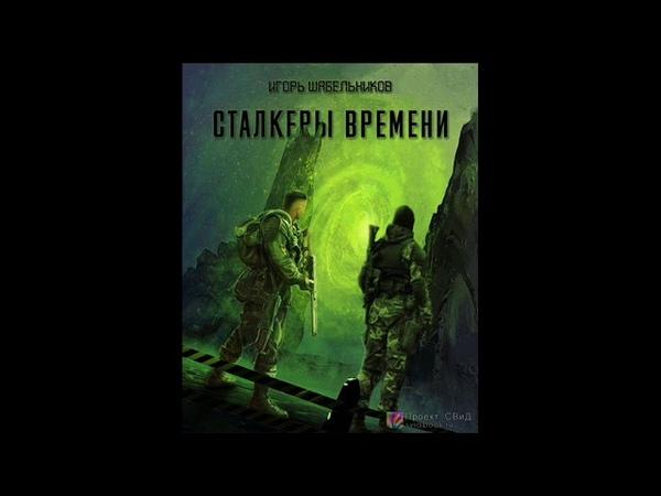 S.T.A.L.K.E.R. Сталкеры времени (аудиокнига) Игорь Шабельников