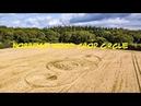 Norridge Wood Crop Circle 4K Slideshow