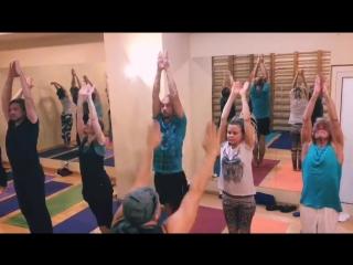 Базовый курс инструкторов йоги 2018/19