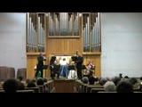 Johann Sebastian Bach Cantata BWV 12.Sinfonia.