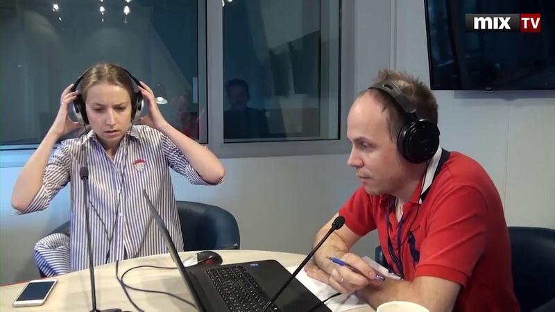Публицист Станислав Белковский (интервью по мессенджеру) в программе Встретились, поговорилиMIXTV