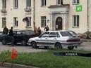 Дрались деревьями Разборка автомобилистов позабавила жителей пригорода Челябинска