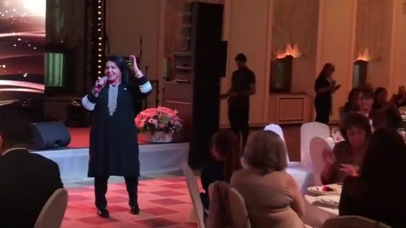 Какой же был необыкновенный вчера вечер посвящённый любимейшей актрисе Ирине Вадимовне Муравьевой ❤️ женщине что привела пол Мо