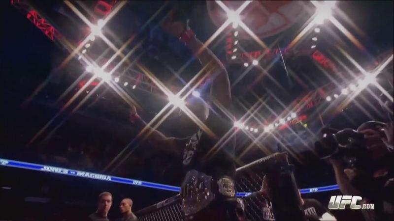 ДЖОН ДЖОНС ● АЛЫПТАР ЛИДЕРІ ● UFC