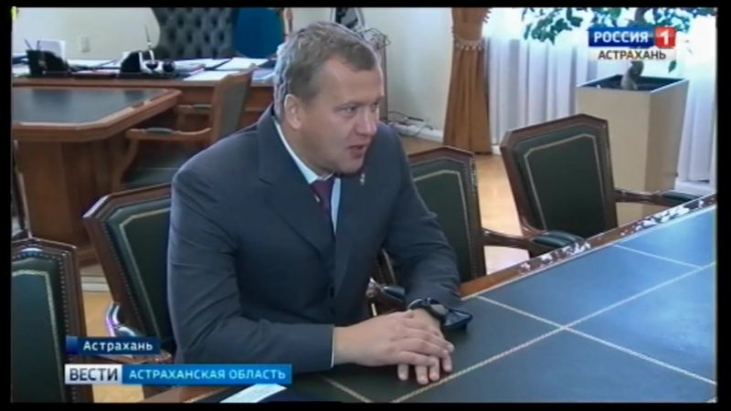 У пограничного управления ФСБ РФ по Республике Калмыкия и Астраханской Области новый руководитель