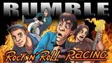 Rock-n-Roll Racing Rumble (Hodi-Brodi feat. Krop vs. Kinaman feat. Pixel Devil)