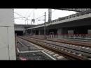 Ласточка МЦК на Андреевском мосту