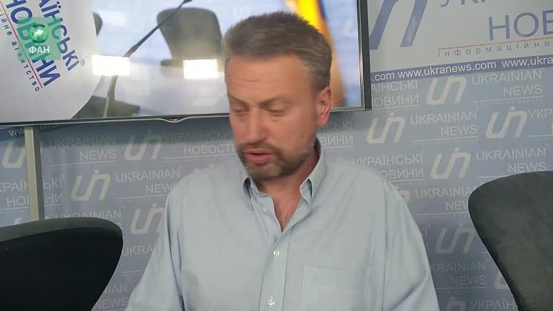 «Отопительные бунты» на Украине как прямое следствие блокады Донбасса — энергоэксперт Землянский
