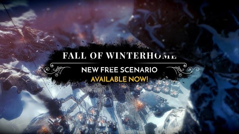 Frostpunk | Dev Diary - The Fall of Winterhome (Free DLC)