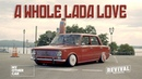 A whole Lada love. John Ludwick Jr's 1973 Lada BA3 2101