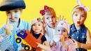 Песенка Семья Пальчиков Поем песню Finger Family Видео с игрушками для детей
