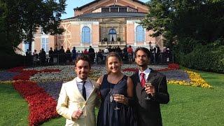 Reportage Bayreuth Festspiele