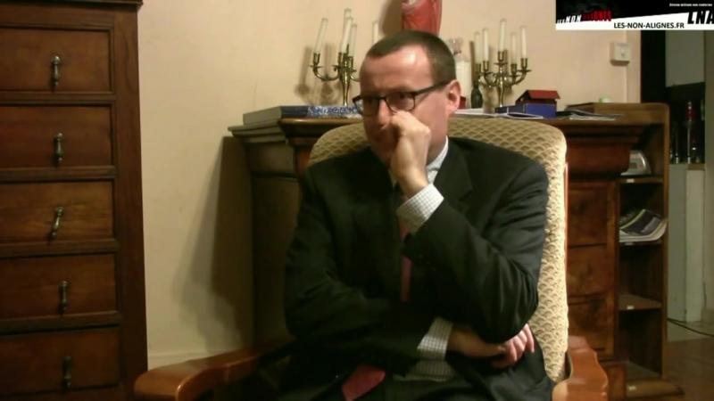 Le judaïsme dans la Russie d'aujourd'hui / Entretien avec Pierre Hillard