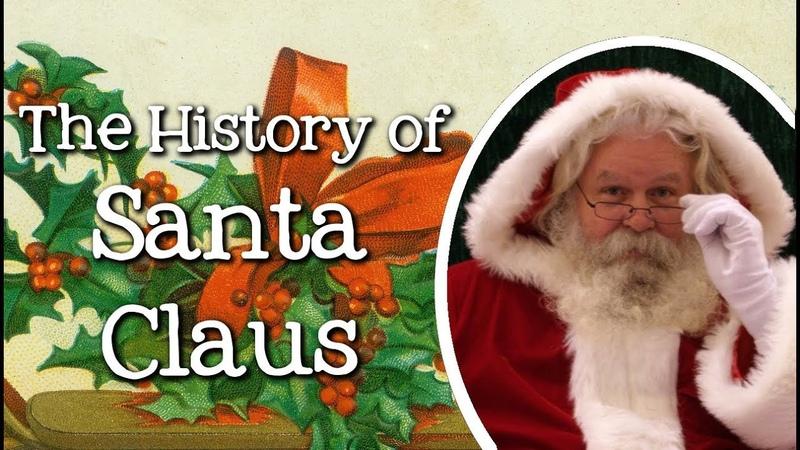 The History of Santa Claus St. Nicholas and the Origin of Santa - FreeSchool