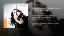 Violin Concerto in D Major Op 61 I Allegro non troppo