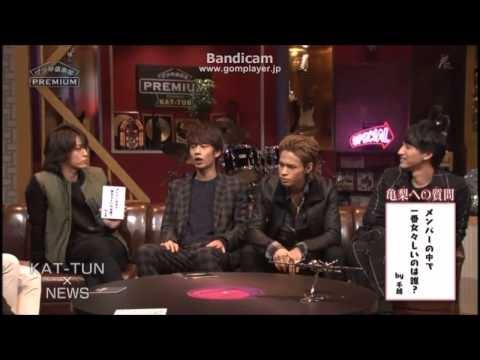 KAT TUN and NEWS トーク HD 2015