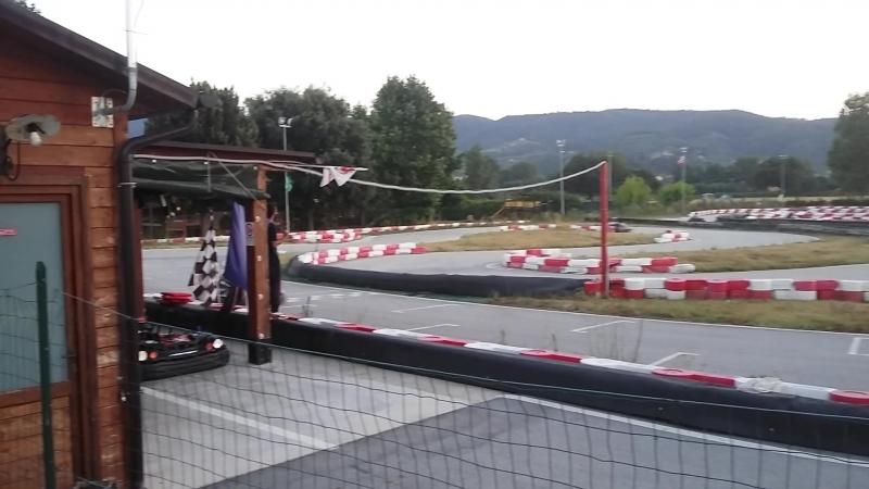 TrackFire Go-Kart кваліфікація