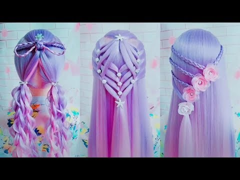 26 Braided Back To School HEATLESS Hairstyles! 🌺 Best Hairstyles for Girls | Part 13