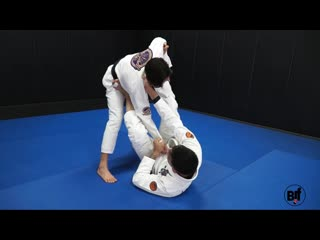 Michael Liera Jr - X-Guard Sweep From Collar and Sleeve