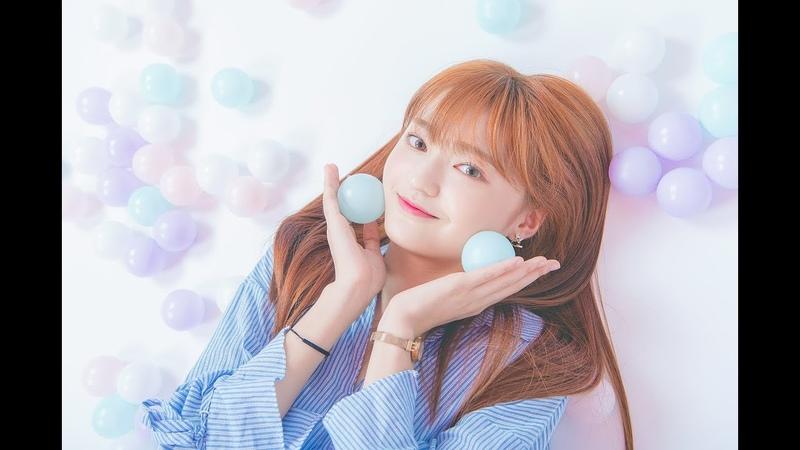 김초연 인터뷰, '사랑만 받고싶은 에너지 넘치는 비타민 여고생' (프로듀스48)