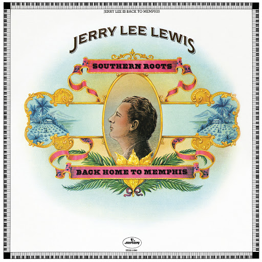 Jerry Lee Lewis альбом Southern Roots