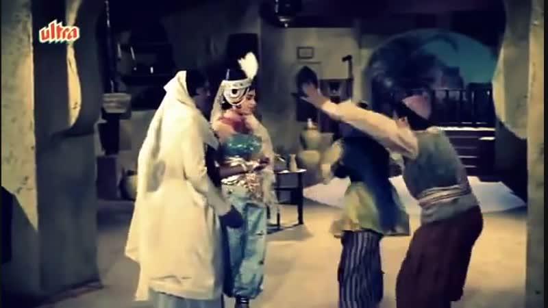 7.Али баба и 40 разбойников.Индийская сказка 1966 г