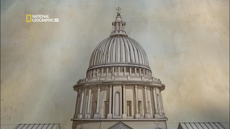 HD Суперсооружения древности (2009) Собор Святого Павла / St. Paul's Cathedral HD 1080