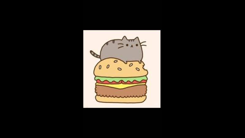 Кот пушин
