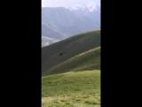 Горы Киргизии, 2400 метров над уровнем моря.