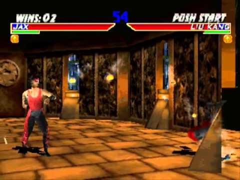PSX Longplay [078] Mortal Kombat 4